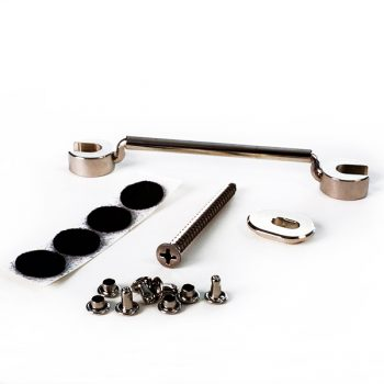 TOWNER Retrofit for BIGSBY B3 or BIGSBY B6, The Down Tension Bar and Hinge Plate Adaptor